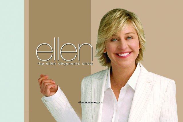 Ellen DeGeneres twitter celeb