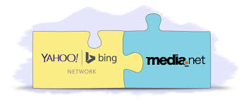yahoo bing media net