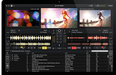 Top 10+ best free dj softwares and mixers.