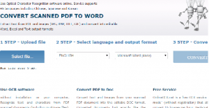Top 21 Best OCR Online Services Tools to extract text from