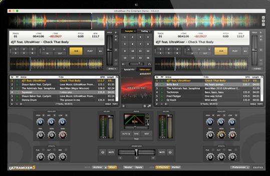 best dj mixer software free download full version for pc