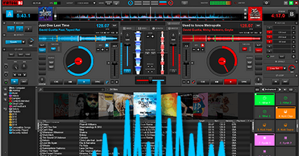 dj software full version free download mixer