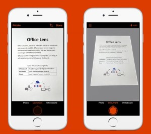 Free iPhone App_Office Lens