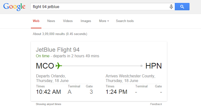 flight-status-search-google