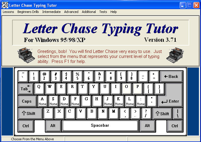 kirans typing tutor free download for windows 10