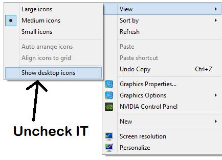 show-desktop-icons