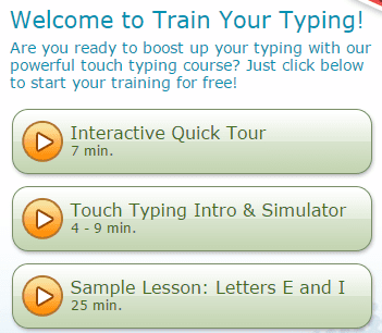 Train Your Typing