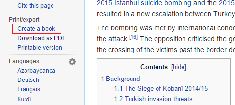 create-book-wikipedia