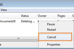 document-stuck-queue