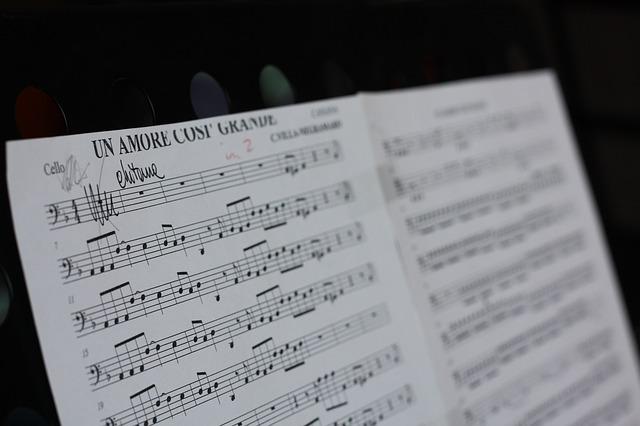 free-sheet-music