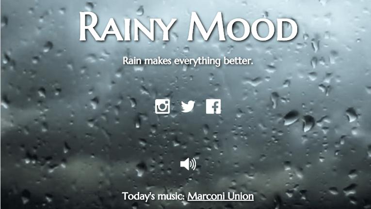 rainy-sound