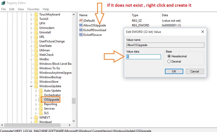 allow-os-upgrade-registry