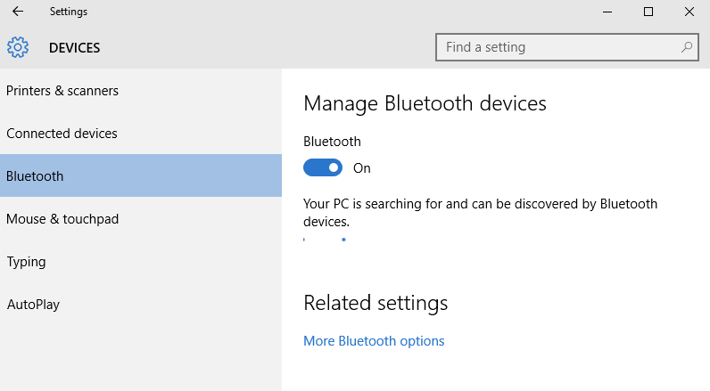 bluetooth-windows-10