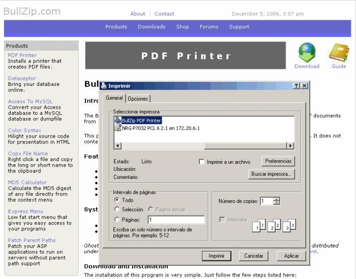 bullzip-pdf