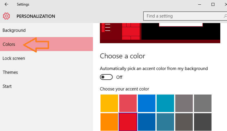 choose-accent-color