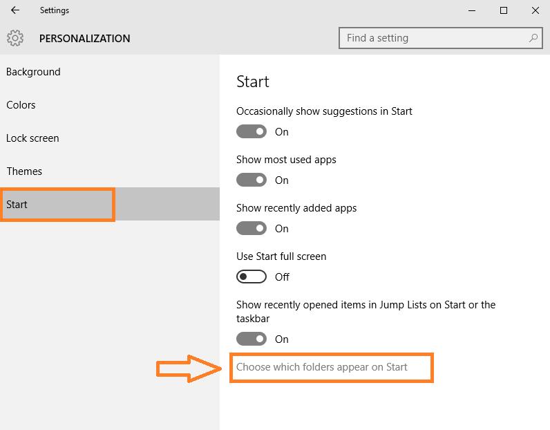 choose-folders-start-menu-windows10