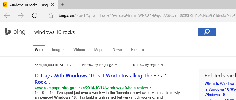 default-taskbar-search-windows-10-bing