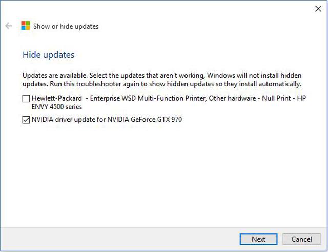 hide-driver-update