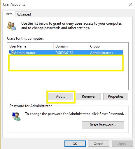 new user creation windows 10_4