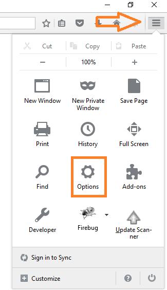 options-mozilla
