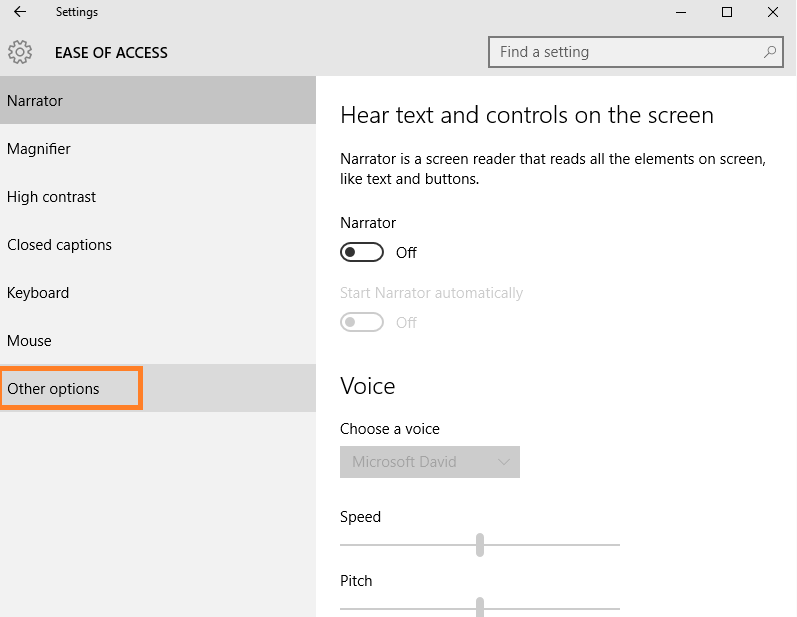 other-options-ease-of-access-windows-10
