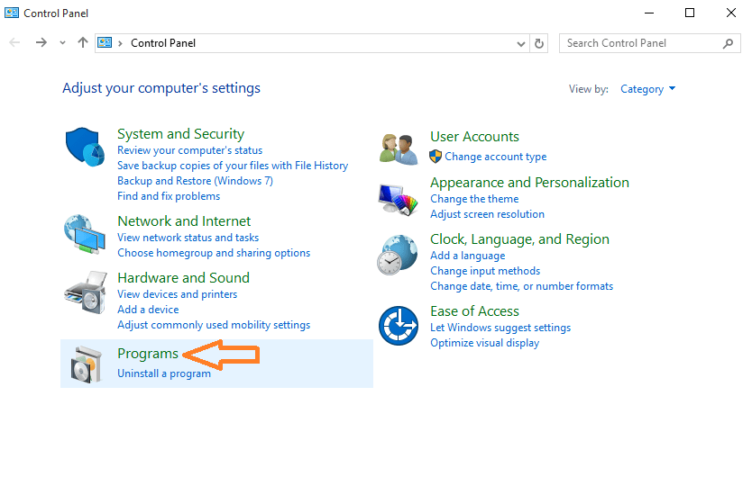 programs-control-panel