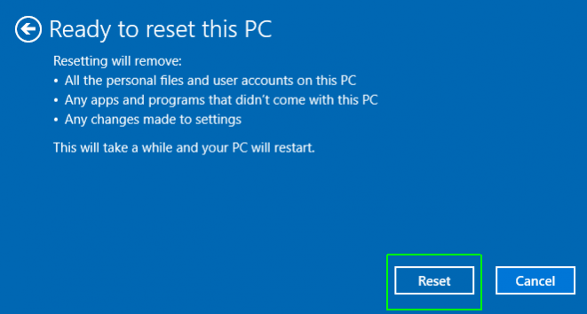 reformat-recover-windows-10