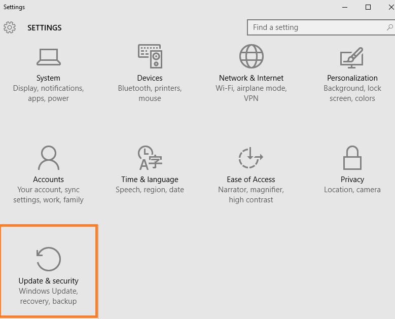 settings-windows-10-update-security