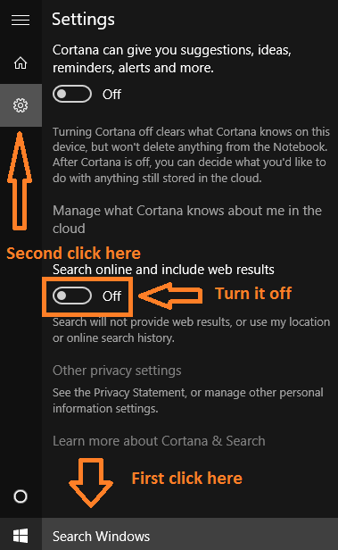 turn-off-web-search-results-windows-10-taskbar