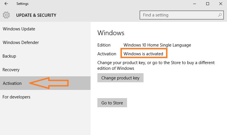 windows-10-activation-status