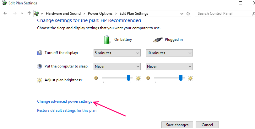 change-advanced-power-settings