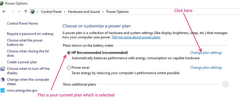 change-power-plan-win-10
