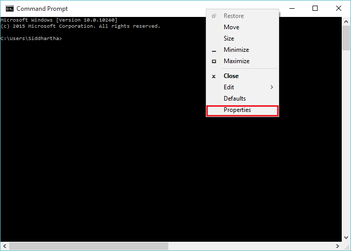 Allow Legacy Console cmd