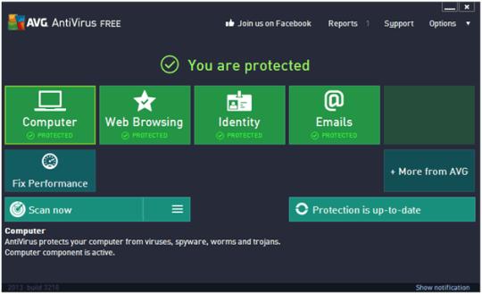 lifetime free antivirus software for windows 7