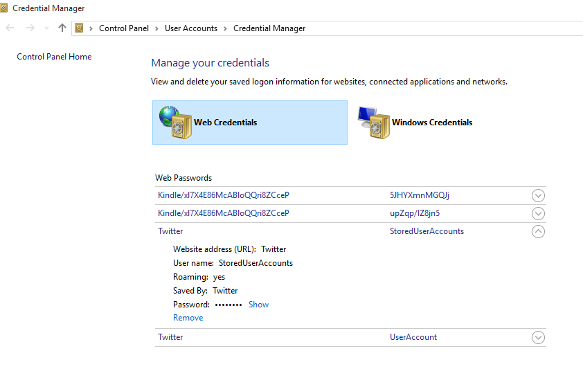 credential-manager-windows-10