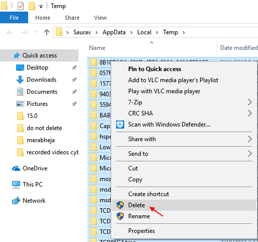 How To Clear All Type Of Cache In Windows 10 Pc