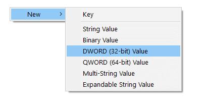 Dword32bit Min