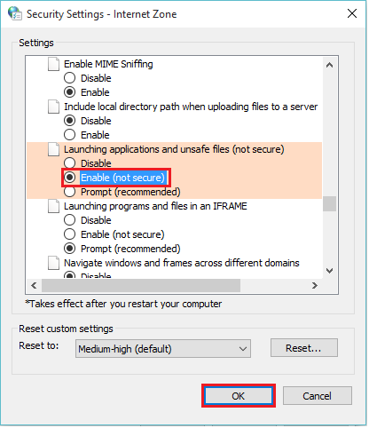 enable-launching-unsafe-files