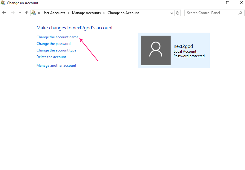 manage-local-account-name