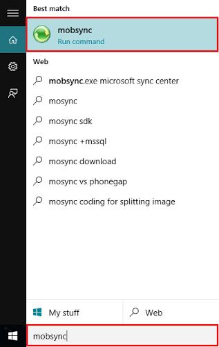 mobsync