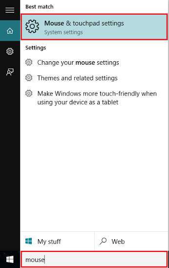 mouse-touchpad-settings