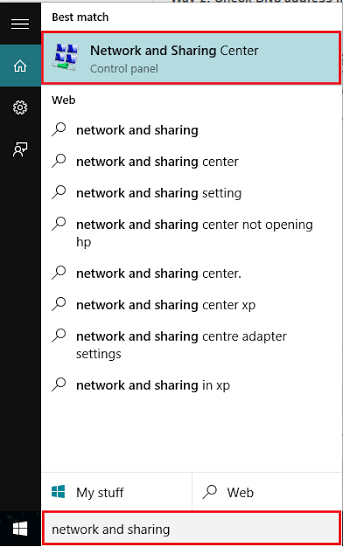 network-sharing-centre