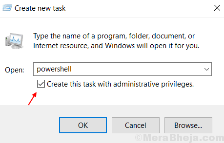 Powershell Admin Priviledge Min