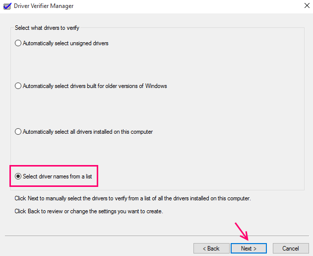 select-driver-name-from-list