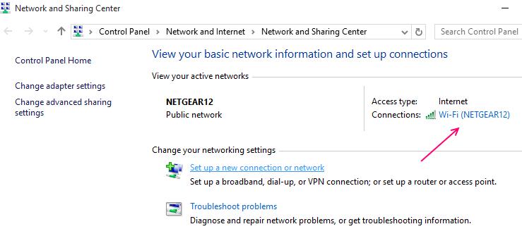 view-saved-password-wifi