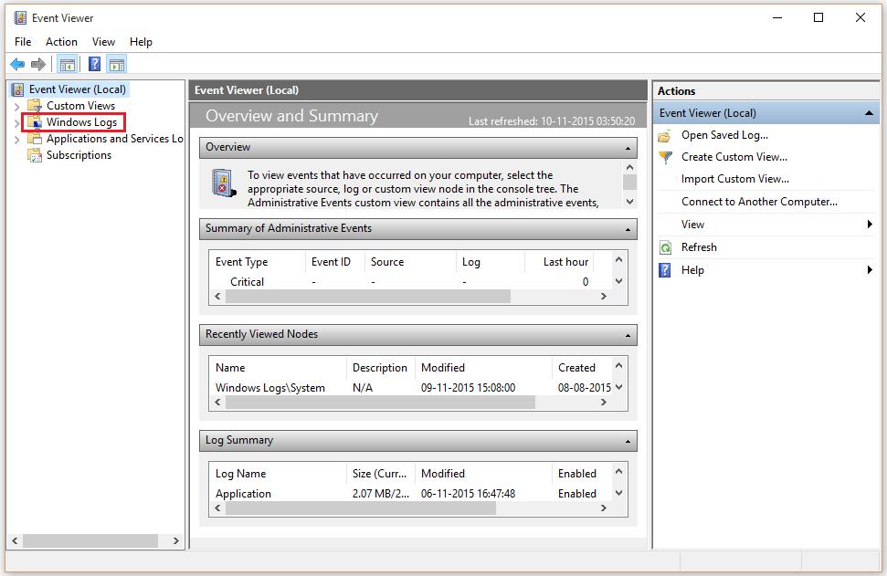 Event-Viewer-Windows-10-2