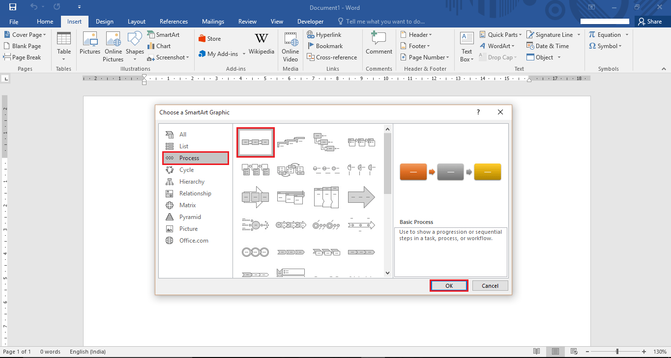 how to make tick boxes in word 2016