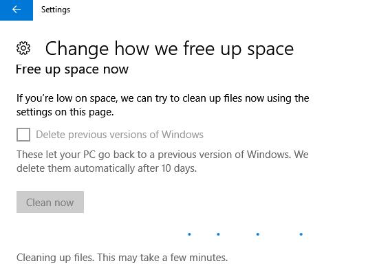 Clean Files