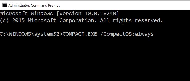 cmd-compact-os-windows-10