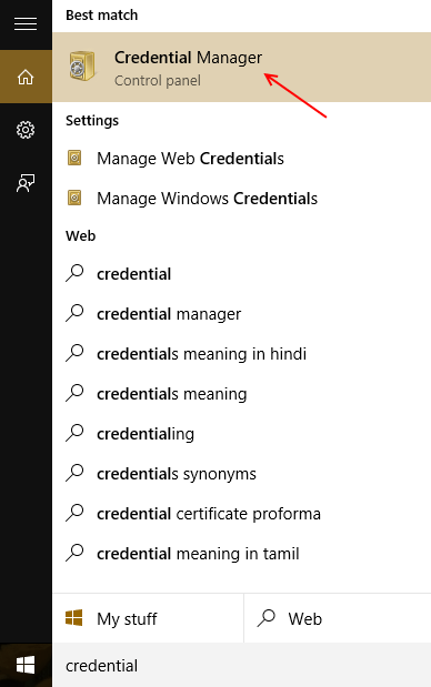 credential-manager-win-10